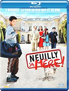 Neuilly Sa Mere! - Combo Blu-Ray + Collector 2 Dvd [Import belge]