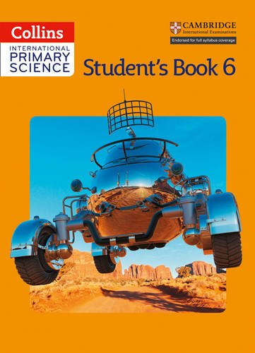 Collins International Primary Science – International Primary Science Student's Book 6