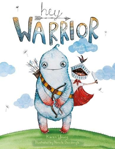 Hey Warrior Cover Image