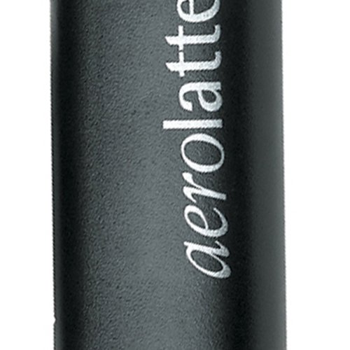 5109mqYDvjL. SS500  - aerolatte Milk Frother with Storage Tube, Black, Stainless Steel