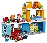 LEGO Duplo 10835 - Familienhaus, Spielzeug für drei Jährige Test