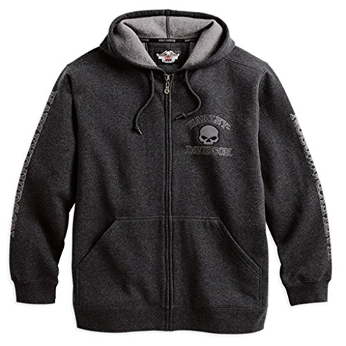 Harley davidson skull hoodies le meilleur prix dans Amazon SaveMoney.es fdf32dfdf26