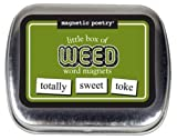 Magnetic Poetry Little Box Of Weed Words...