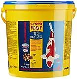 Sera 07018 KOI Professional Sommerfutter 7kg Professional Sommerfutter für die Extraportion Energie bei Temperaturen über 17 °C mit einem ausbalancierten Protein/Fett-Verhältnis