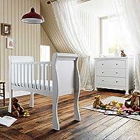 Izziwotnot Bailey Crib And Mattress Set