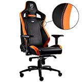 noblechairs EPIC Gaming Stuhl - PENTA Sports Edition - schwarz/orange