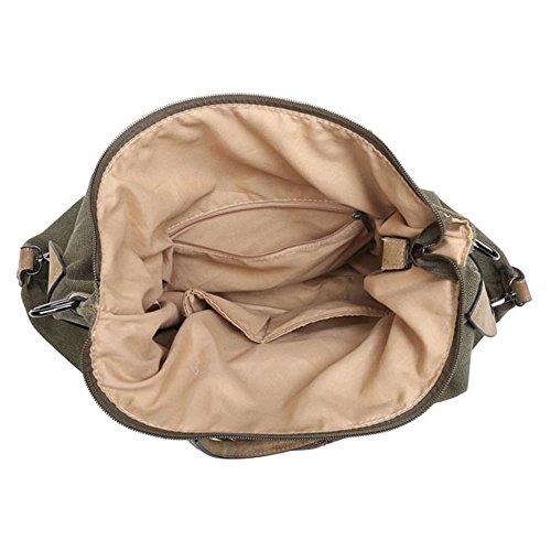 Sale–V–Borsa secchiello da donna donna Angela top Handle borsetta Beige