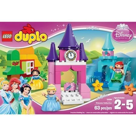 Easy To vergleichen BRIGHTLY Colored DUPLO Disney Princess Collection, Mehrfarbig by Lego