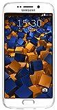 mumbi UltraSlim Hülle für Samsung Galaxy S6 Edge Hülle transparent (Ultra Slim - 0.55 mm) Test