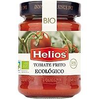 Helios Tomate Frito Ecológico - 300 gr - , Pack de 6