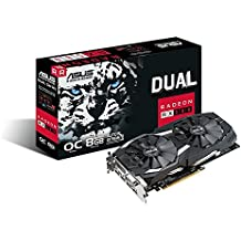 ASUS Radeon Dual RX580 8Go - DUAL-RX580-O8G