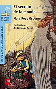 El secreto de la momia par Mary Pope Osborne