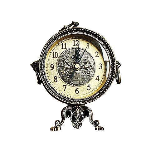 GongDi Reloj de Mesa Mantel Relojes de Metal de una Sola Cara ...
