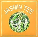 Greeting Pine Jasmin Tee, mit Blüten, 2er Pack (2 x  250 g Packung)