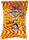 Risi Palomitas Producto de Aperitivo Horneado con Sabor a Queso a Ketchup y Mostaza - 90 g