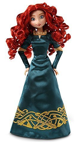 Offizielle Disney Brave Merida 30cm Klassik-Abbildung Puppe- - Disney Sammler-puppen
