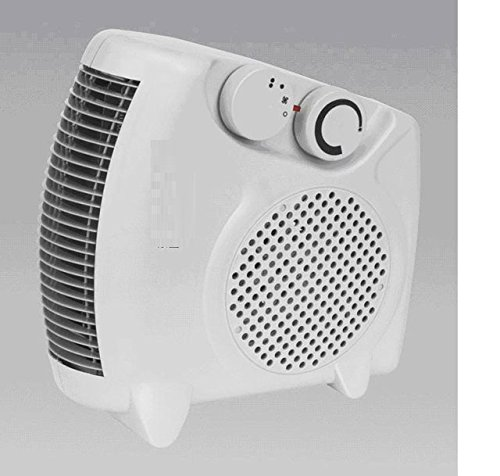 Varshine® Premium Fan Heater Heat Blow || Silent Fan Room Heater (White) || with 1 Season Warranty || M-05