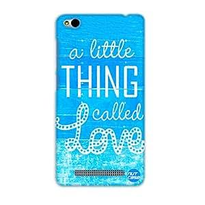 Designer Xiaomi Redmi 3 Case Cover Nutcase - A Little Thing Called Love