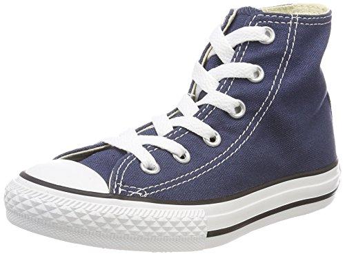 Converse Unisex-Kinder C. Taylor All Star Youth Hi 3J2 Hohe Sneaker, Blau (Navy 3j233c), 29 EU (Converse Store Clearance)