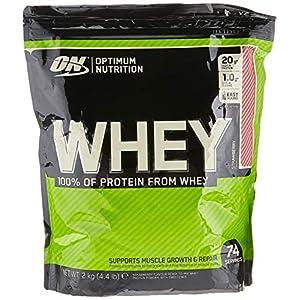 Optimum Nutrition Günstiges ON Whey Protein mit leckerem Geschmack