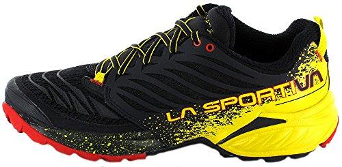 La Sportiva Akasha–Chaussure pour homme Amarillo, Naranja