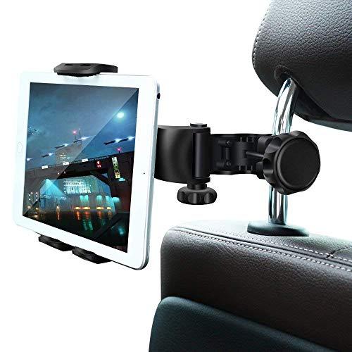 Preisvergleich Produktbild KFZ-Kopfstützen Halterung Universal Tablet Halterung Auto für iPad Tablet mit 4~12 zoll