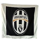 Pegaso Flagge Juventus klassisches Logo 140 x 140 cm große Fahne Stadion PS 05952