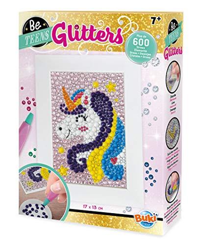Buki France Be Teens Glitters-Unicornio, Color (DP002)