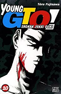 Young GTO Edition simple Tome 10