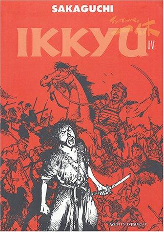 Ikkyu, tome 4