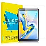 MoKo Samsung Galaxy Tab A 10.5 Folie - Klar HD 9H Panzerglas Displayschutzfolie Schutzfolie Glasfolie Screen Protector für Samsung Galaxy Tab A 10.5 Zoll, Transparent