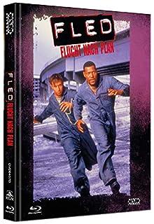 Fled - Flucht nach Plan [Blu-Ray+DVD] - uncut - auf 333 limitiertes Mediabook Cover B