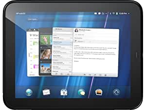 HP Touchpad 24,6 cm (9,7 Zoll) Tablet-PC (Qualcomm Snapdragron Dual-Core, kapazitiver Touchscreen, 1.2GHz, 1GB RAM, 32GB Flash-Speicher, WiFi, Webos 3.0)