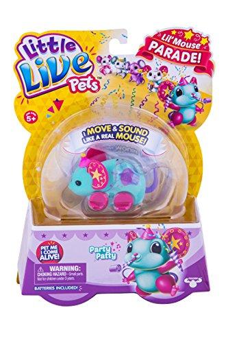 Little Live Haustiere - Lil Mouse Parade S4 -