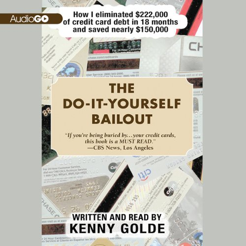 The Do-It-Yourself Bailout  Audiolibri