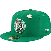 83a70db55cd Amazon.co.uk  Boston Celtics - Hats   Caps   Clothing  Sports   Outdoors