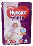 #7: Huggies Wonder Pants - XL (12-17 kg), 54 Pieces Pack