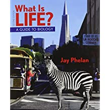 What is Life? Guide to Biology, PrepU NonMajors Access Card (6 Month) & BioPortal Access Card by Jay Phelan (2011-07-20)