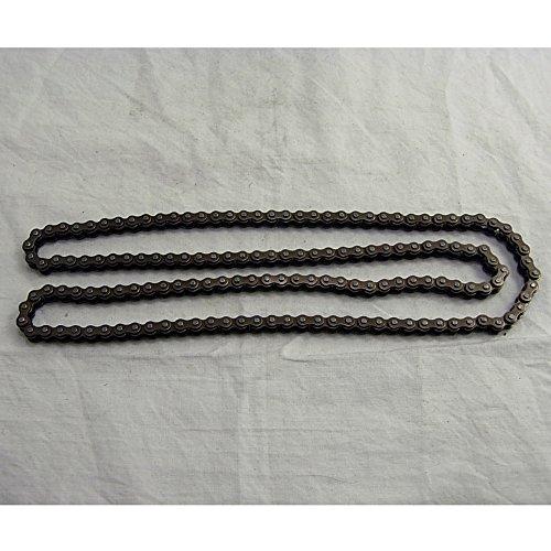 Wotefusi Chaine de Qualite 47cm 146 Lien 25H pr Mini Quad Velo Pliable