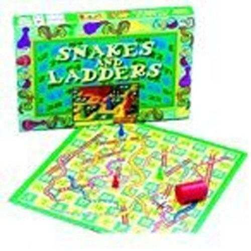 Toy Brokers Los Juegos y Escaleras Serpientes (Versión Inglés)