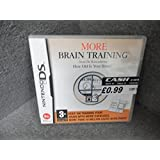More Brain Training Nintendo DS by Nintendo