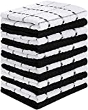 Utopia Towels - 12 Torchons de cuisine - Serviettes de cuisine 100% Coton - Lavable en machine (38 x 64 cm)