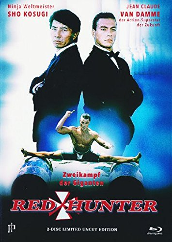 Red Hunter - Uncut - Mediabook (+ DVD) [Blu-ray] [Limited Edition]