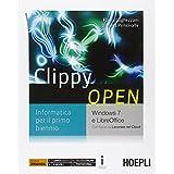 Clippy Open. Windows 7 e LibreOffice. Per le Scuole superiori