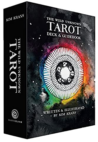 Tarot Des Animaux - The Wild Unknown Tarot Deck and Guidebook