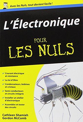 L'électronique pour les nuls par Cathleen Shamieh, Gordon McComb
