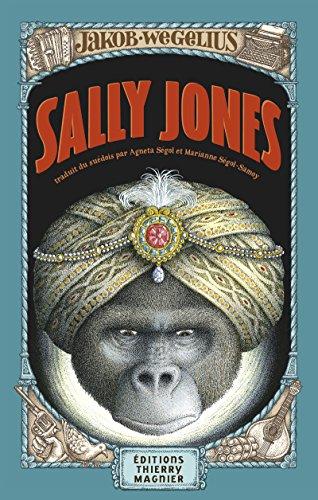 Sally Jones par Jakob Wegelius