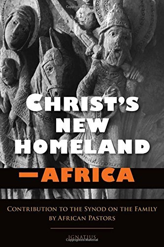 Christ's New Homeland - Africa by Cardinal Robert Sarah (2015-09-28)