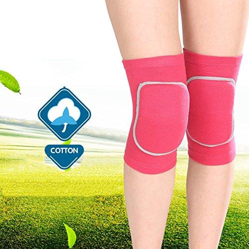Knieschoner bewegung tanzen knien absturz verdicken sie schwamm hip(1 paar 2 pcs)-C M -