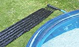 Interline 53139050 Solarheizung 3,46m x 0,36m Poolheizung Solarabsorber
